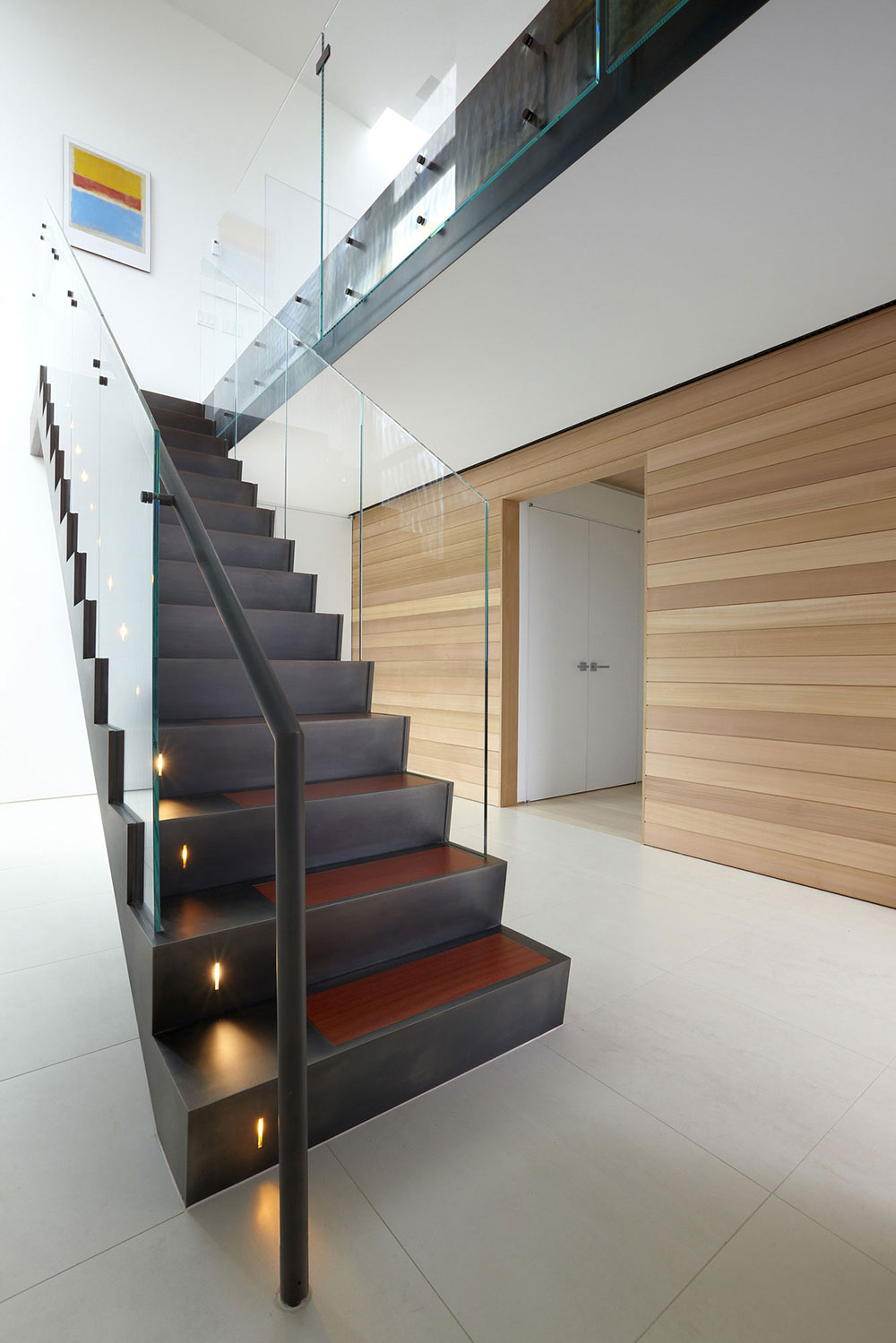 Best 25 Modern Staircase Ideas On Pinterest: 21 Beautiful Modern Glass Staircase Design