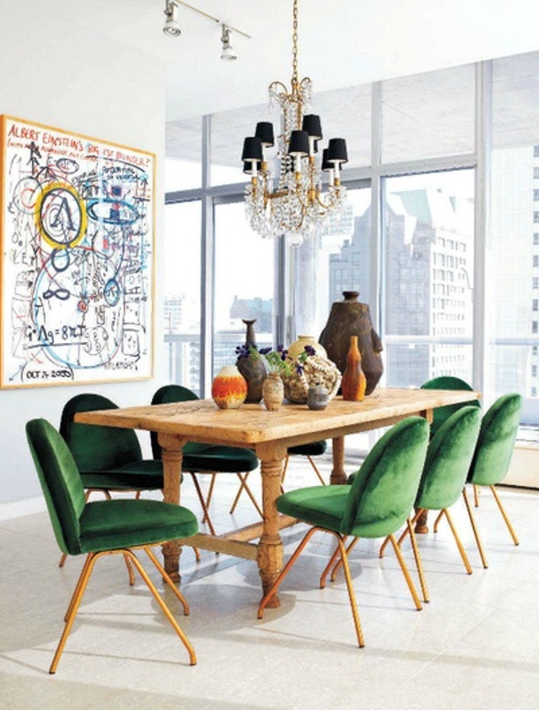 Bold-Eclectic-Dining-Room