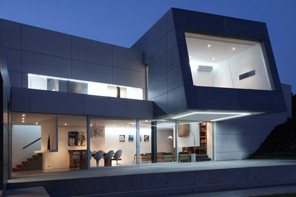 Contemporary Style House Design