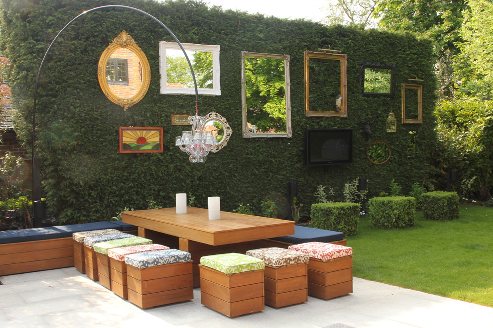 Cool-Outdoor-Decor-Items-Decorating-Ideas-Images-in-Patio-Eclectic-design-ideas-