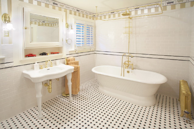 craftsman bathroom interior craftsman bathroom renovation ideas - Bathroom Tile Ideas Craftsman Style