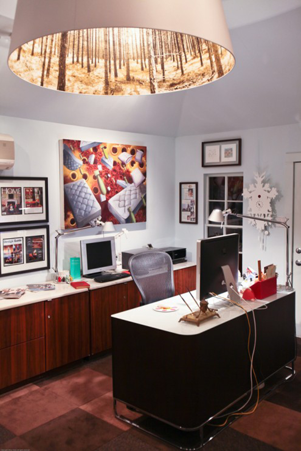 creative home office. Plain Creative CreativeHomeOfficeIdea Throughout Creative Home Office