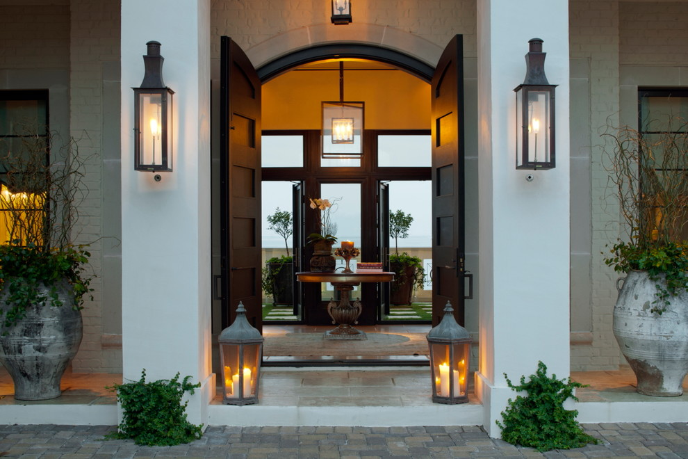 Front Foyer Xl : Amazing asian entry design ideas