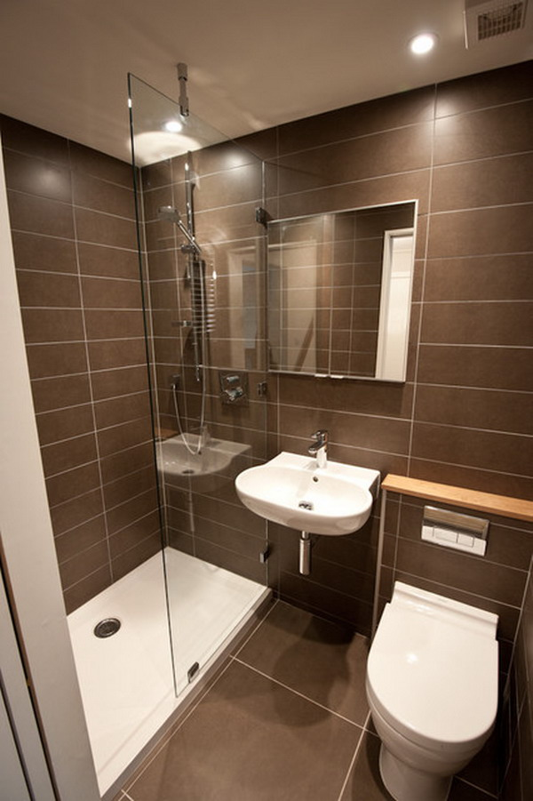 Design Small Bathroom
