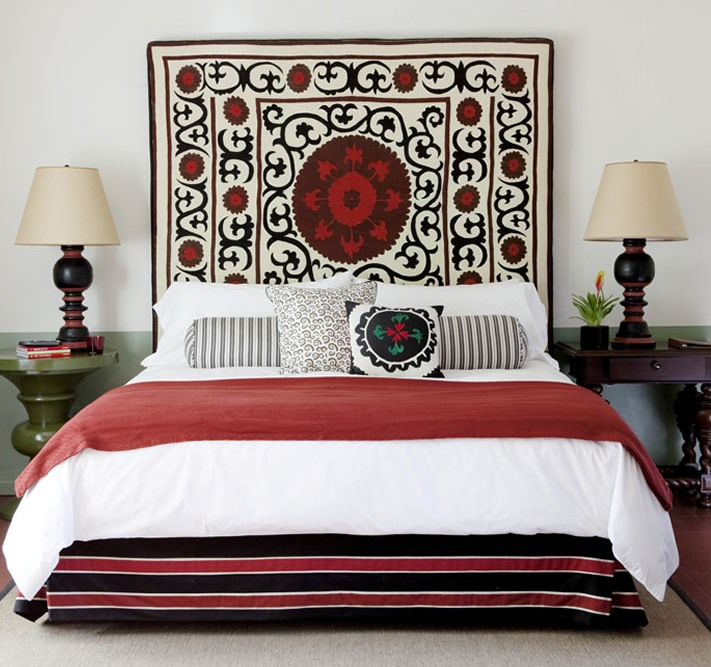 Eclectic Bedroom Designs
