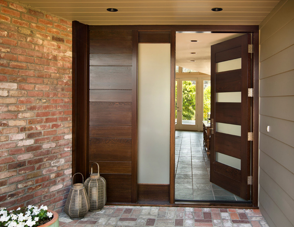 Elegant Modern Entry Doors