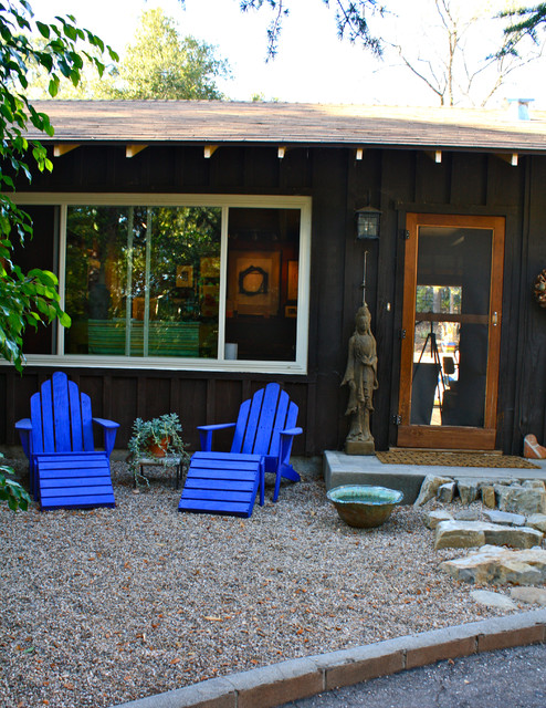 Front Exterior eclectic-exterior