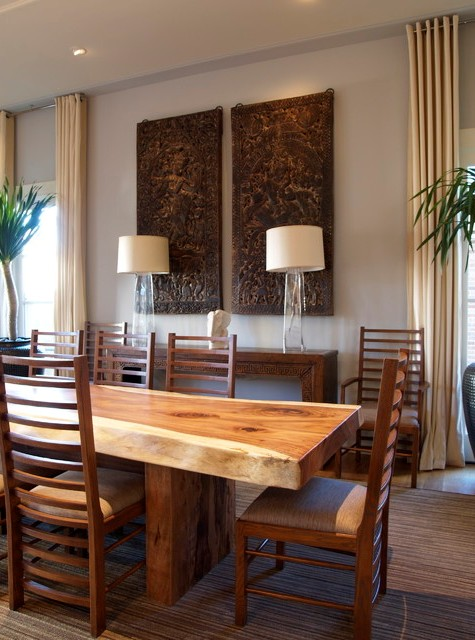Interesting Asian Dining Room Colors Design Ideas Contemporary