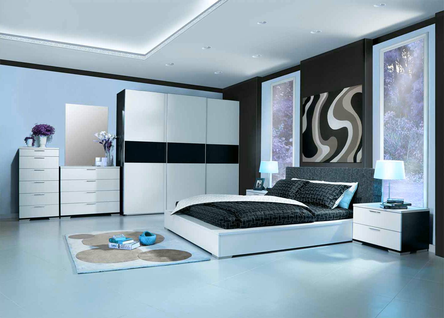 Interior Design For Bedrooms With Bedroom