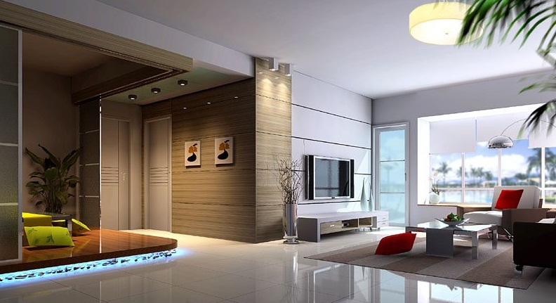 Interior Design Luxury Apartments