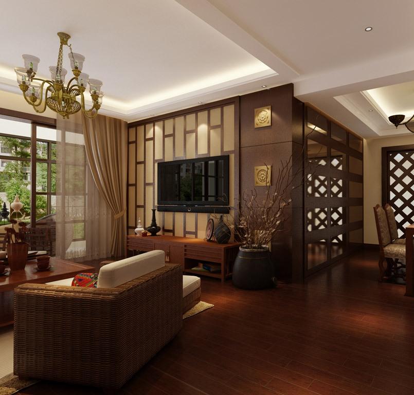 Japanese-Dining-Room-Design-Ideas-Living-Cum-Dining-Asian-Decorating-Ideas