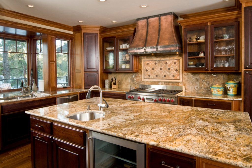 Kitchen-charming-kitchen-interior-with-ceramics-countertop