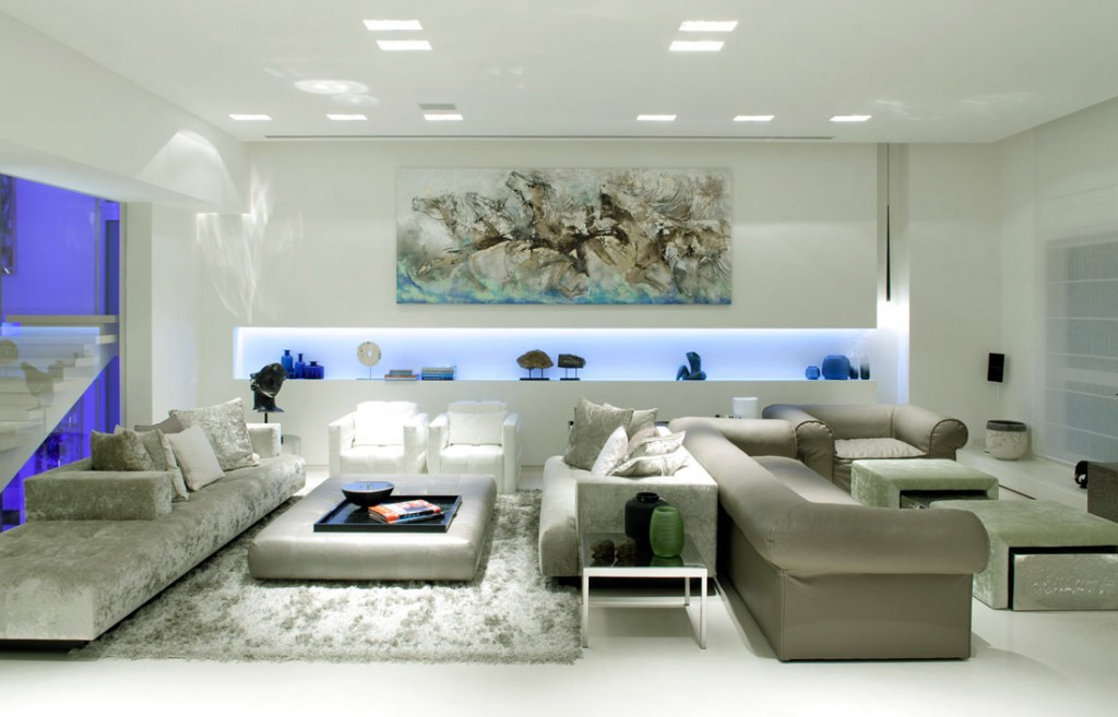 Luxury Modern Living Room Design Perfect Design