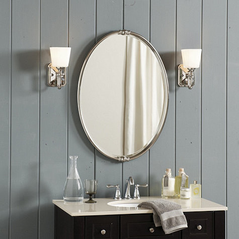 Mercer Bath Mirror traditional-bathroom-mirrors