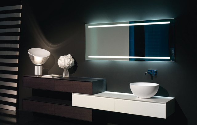 contemporary mirrors for bathroom 25 modern bathroom mirror designs 17871