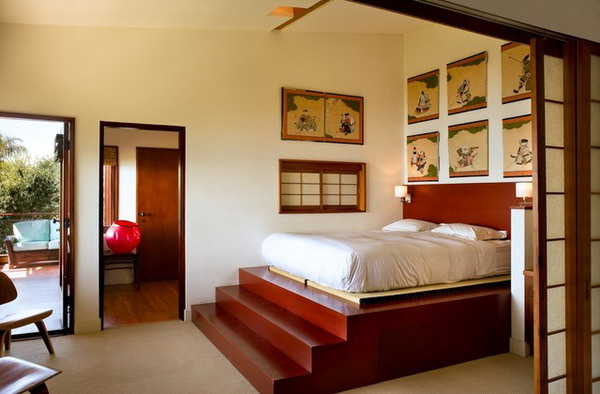 Modern Asian Bedroom Ideas