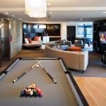 21 Stunning Modern Basement Designs