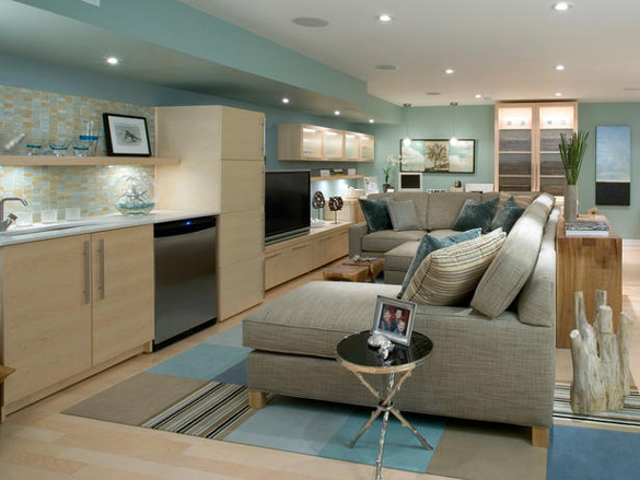 Modern-Basement-Design-Ideas