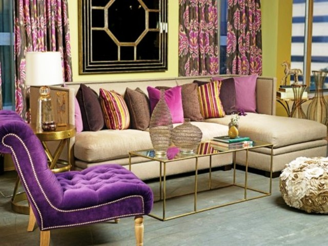 Modern Eclectic Room Design