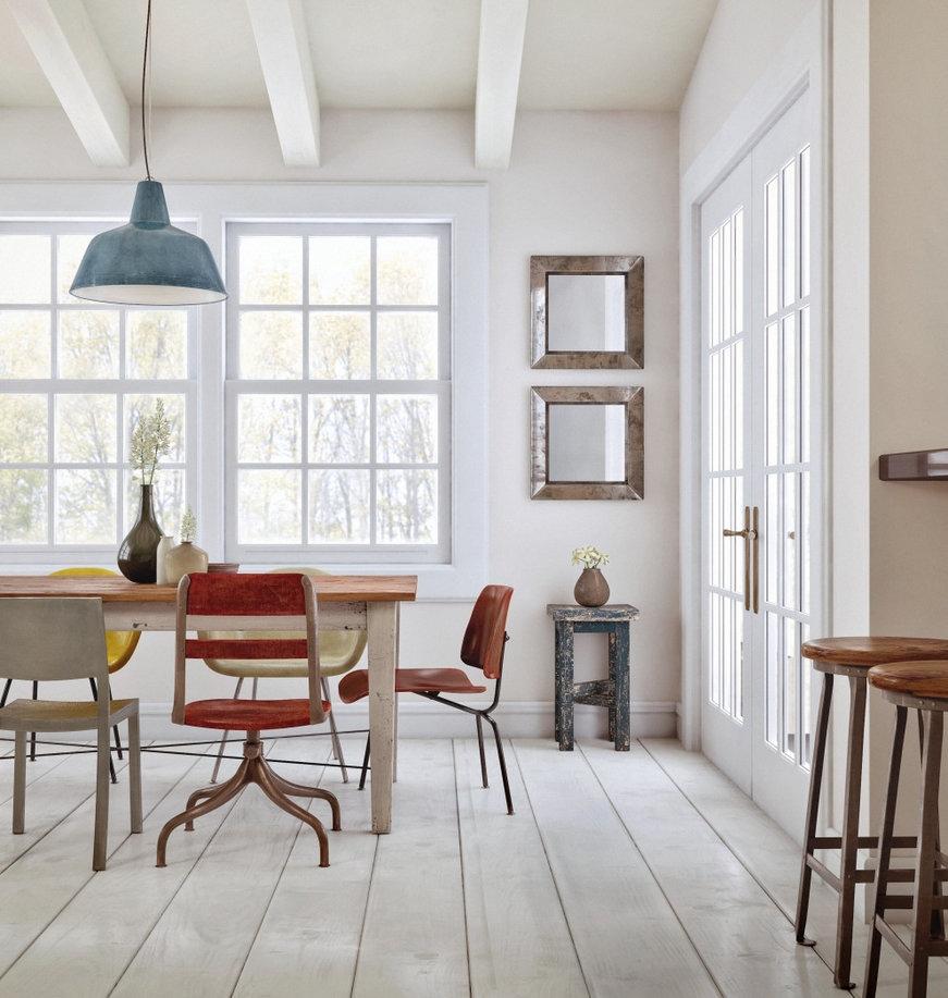 Modern Interior Design and Dining Room