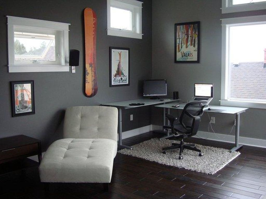 Modern-Interior-Design-and-there-are-chairs-and-tables-as-well-as-sofas-and-wooden-picture-frames-and-window-glass-Inspiration-Home-Office-Design-Ideas