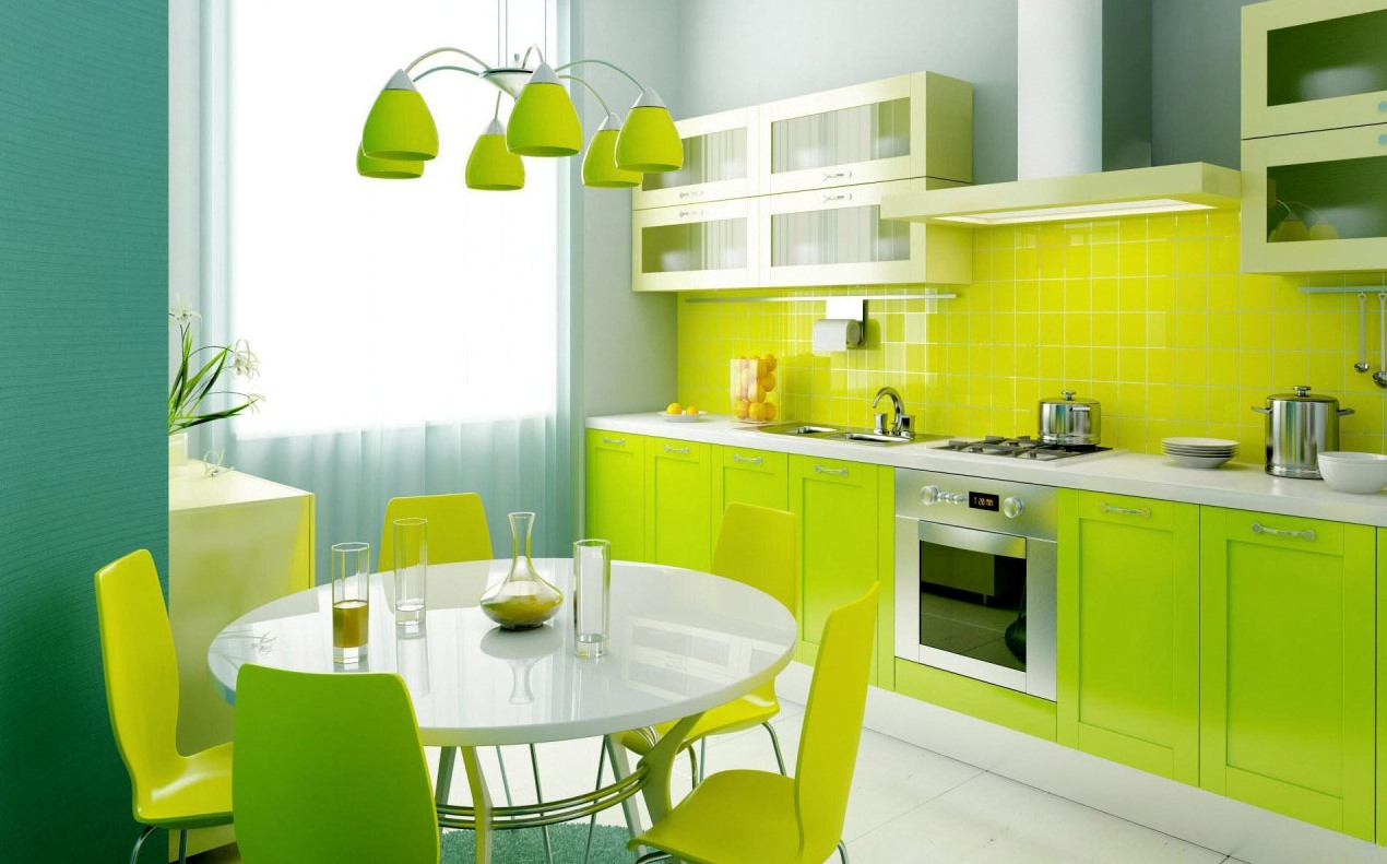 Modern-Kitchen-Design-HDWallpaper
