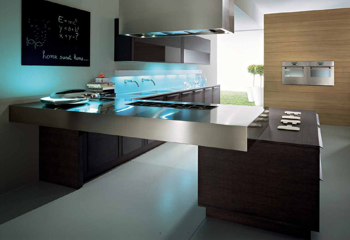 35 modern kitchen design inspiration rh thewowdecor com