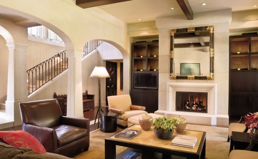 25 best traditional living room designs - Traditional contemporary living room ...