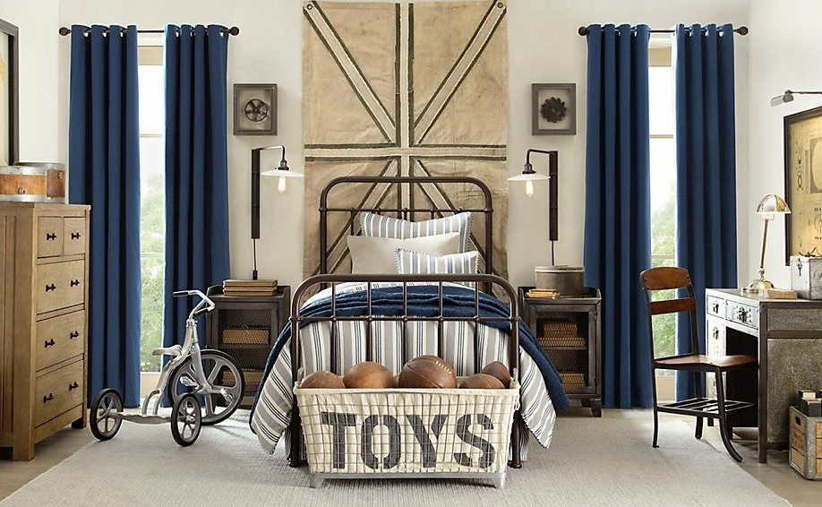 boys bedroom. Cool Traditional Kids Bedroom Designs 21