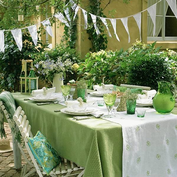 Outdoor Dining Area Design Ideas