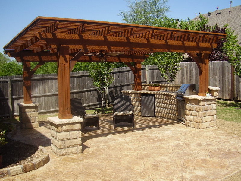 25 Inspiring Outdoor Patio Design Ideas on Outdoor Patio Design Ideas id=21381