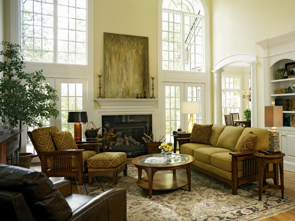 29 Living Room Design Ideas With Photos: 25 Best Traditional Living Room Designs