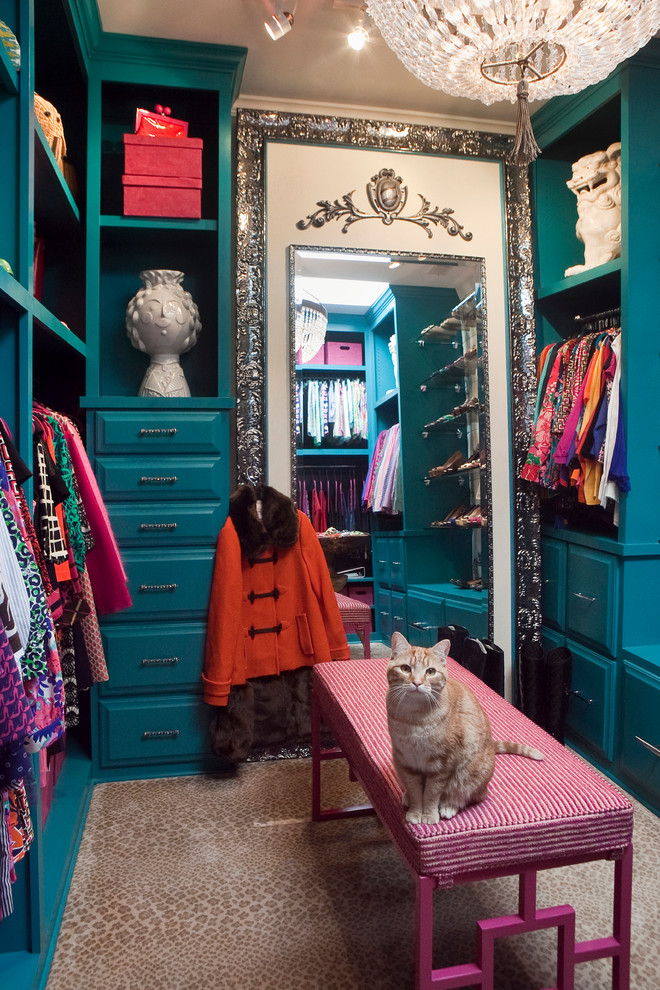 Ravishing-Closet-Eclectic-design-idea