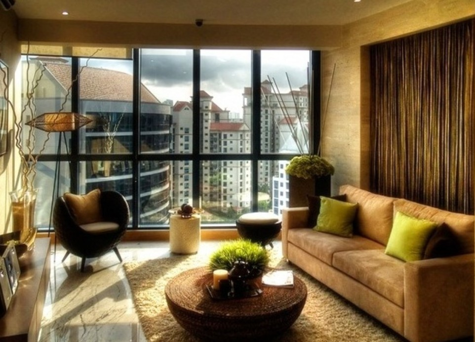 Small-apartment-living-room-decorating-ideas