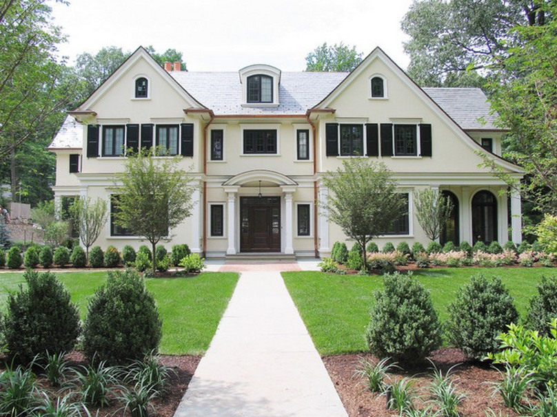 21 best traditional exterior design ideas for Traditional country homes