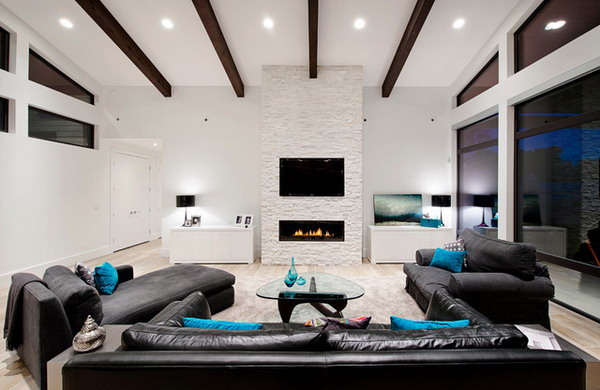 Stylish Modern Living Room Furniture