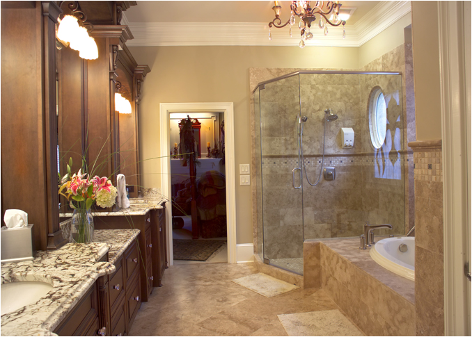 31 Beautiful Traditional Bathroom Design