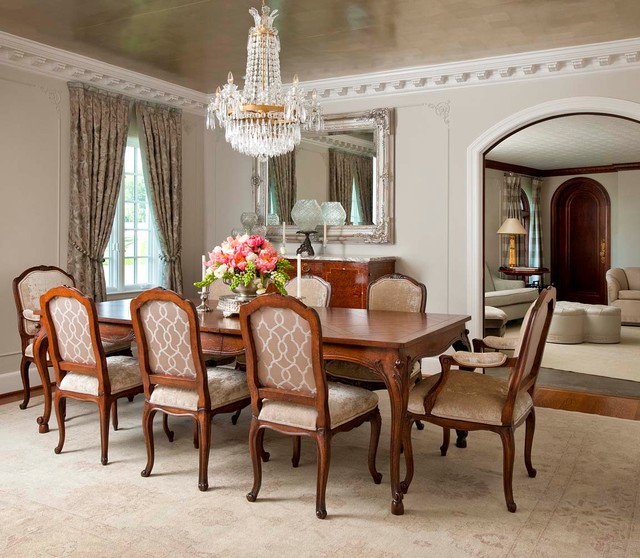 Traditional Dining Room: 25 Awesome Traditional Dining Design Ideas