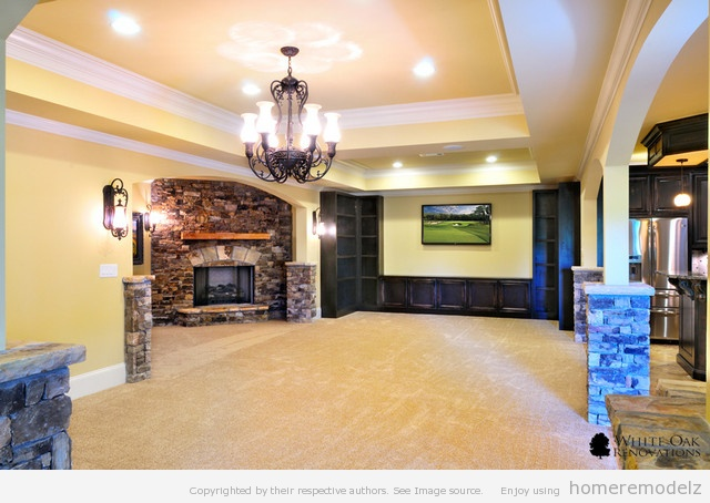 Traditional-dry-basement-systems