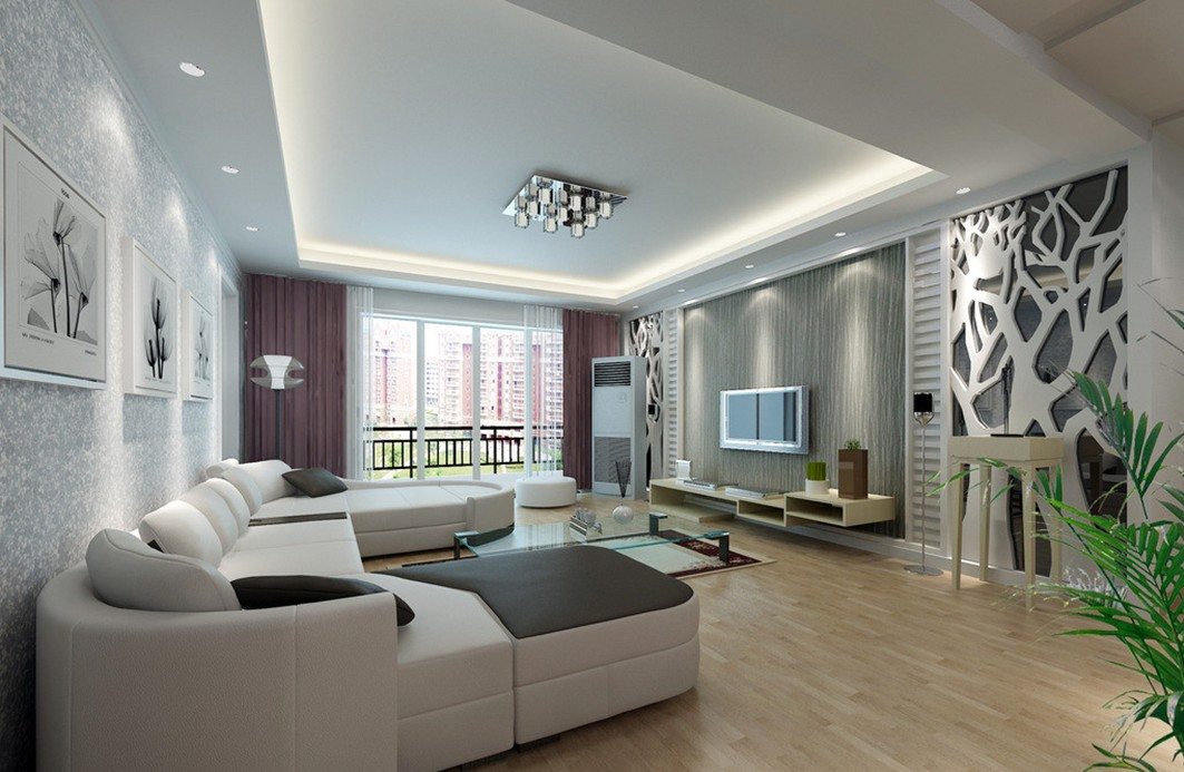 Wall Ideas For Living Room 2015