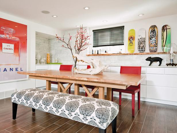 White-Pink-Eclectic-Dining-Room