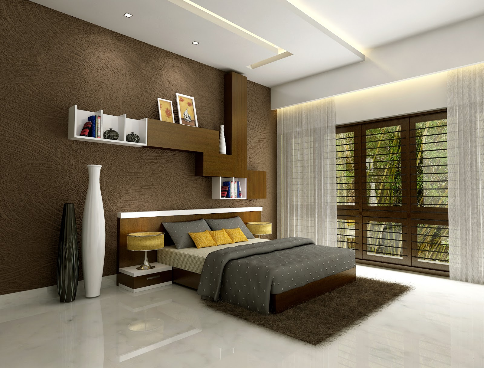 Amazing Modern Bedroom Designs