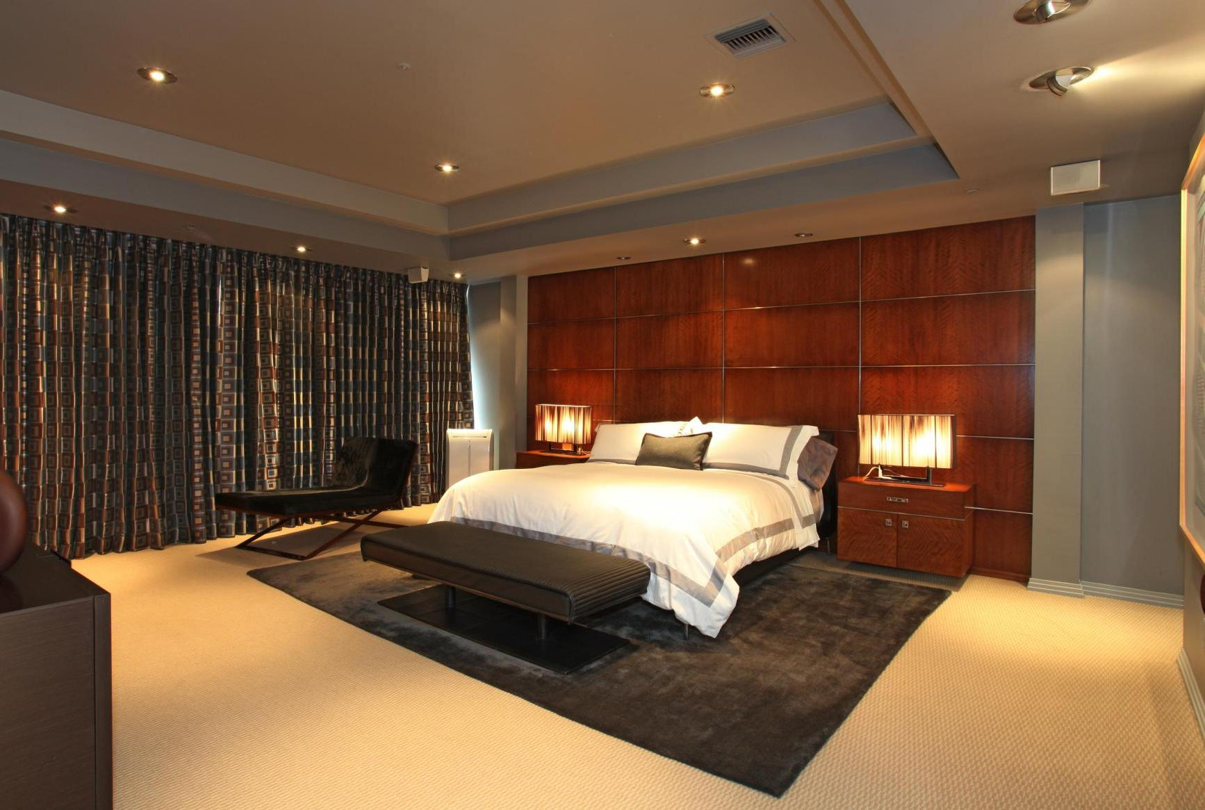 25 cool bedroom designs of 2015 Cool master bedroom art
