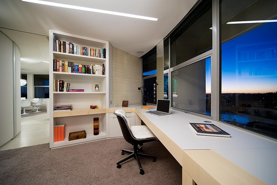 modern interior office. Amazing-interior-design-home-office-5-modern-home- Modern Interior Office