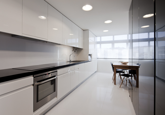 35 modern kitchen design inspiration for Designer apartment kitchens