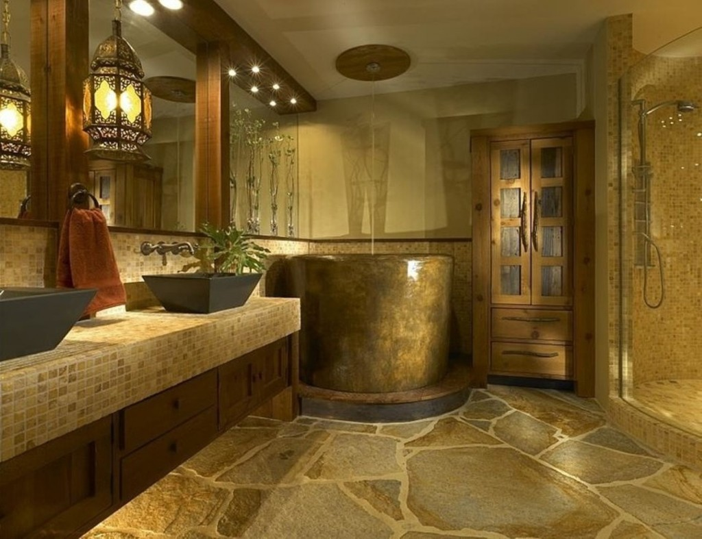 25 Best Asian Bathroom Design Ideas