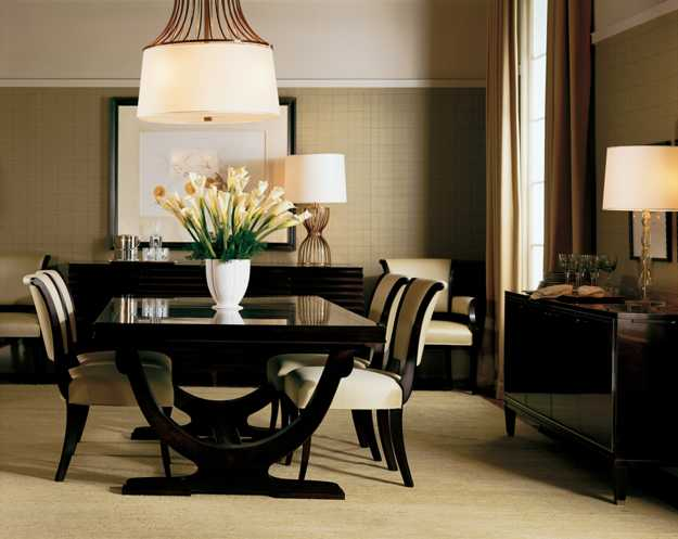 25 best contemporary dining room design ideas for Home decorating ideas dining room