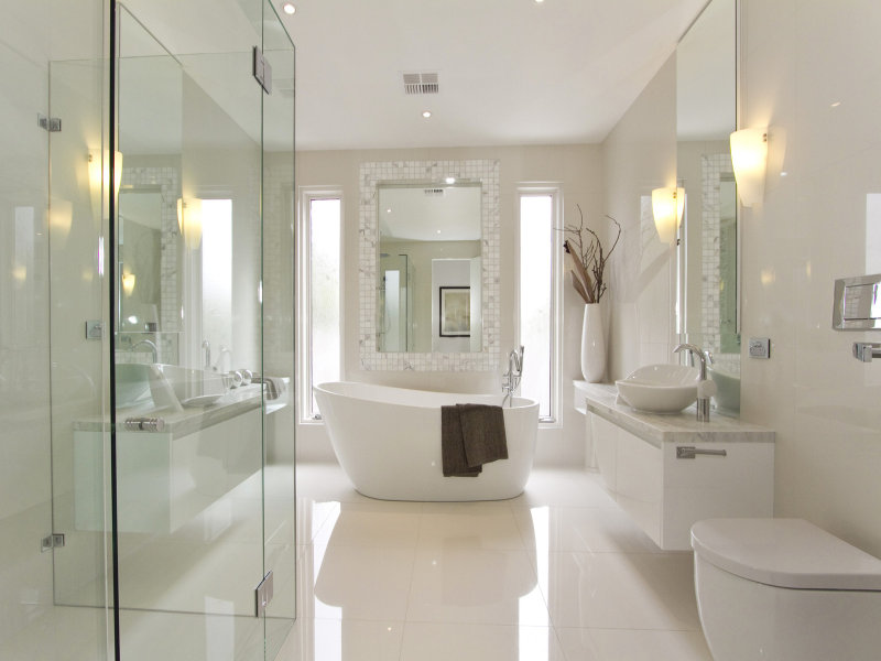 35 best modern bathroom design ideas for Best new bathroom designs