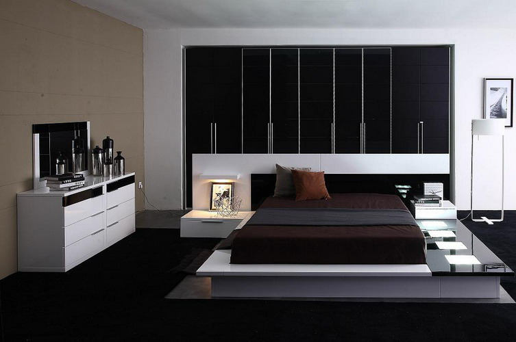 Interior Design Home Decorating Ideas: 25 Best Modern Bedroom Designs
