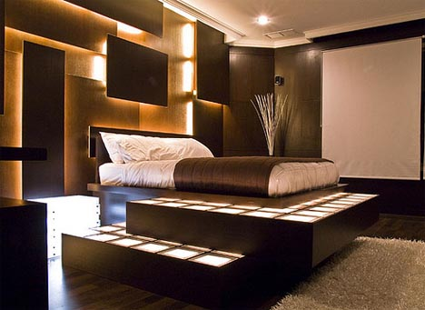 bedroom designs daylighting